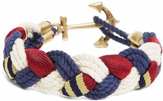 Brooks Brothers Kiel James Patrick BB#1 Braided Bracelet