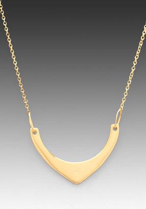 Gorjana Aria Long Necklace