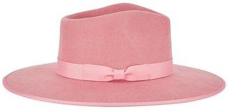 LACK OF COLOR Rose Rancher Pink Wool Felt Fedora