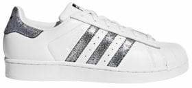 adidas Women's Superstar Leather Low Top Sneakers