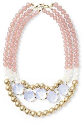 Pim + Larkin Three Strand Necklace