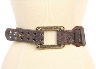 Leather Rock 9493 (Chocolate) - Apparel