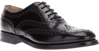 Church's 'Burwood WG' brogue