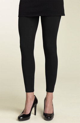 Hue Stretch Cotton Leggings