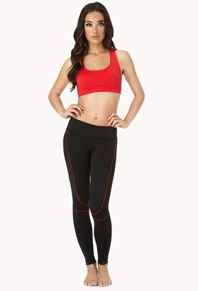 Forever 21 Low Impact Seamless Sports Bra