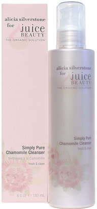 Juice Beauty Alicia Silverstone for Simply Pure Chamomile Cleanser 6 oz (180 mL)