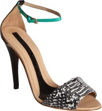 Narciso Rodriguez Stiletto Ankle Strap Sandal