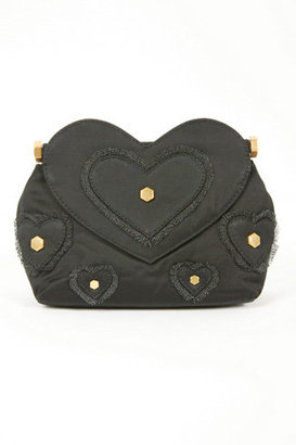 Marc by Marc Jacobs Heart Clutch