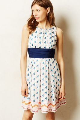 Plenty by Tracy Reese Waltham Embroidered Dress