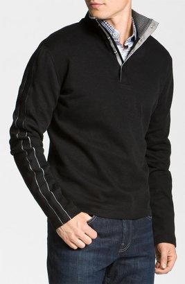 Boss Black 'Piceno 01' Regular Fit High Collar Pullover