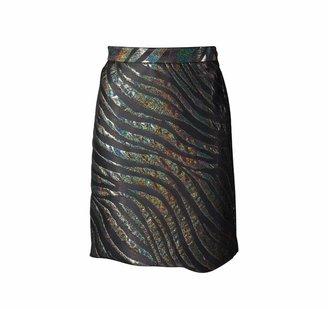 Vivienne Westwood Hologram Tiger Stripe Skirt