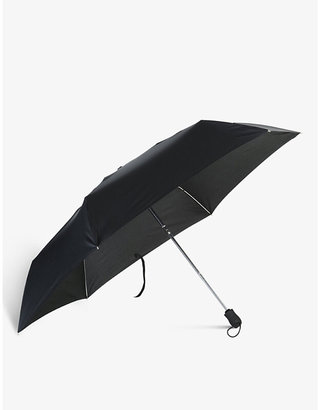 Fulton Women's Black Super Slim Umbrella