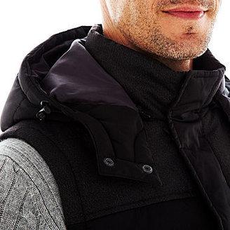 Claiborne Vest Outwear Coat