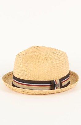 Brixton Castor Fedora Hat