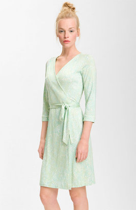 Diane von Furstenberg 'New Julian' Silk Wrap Dress