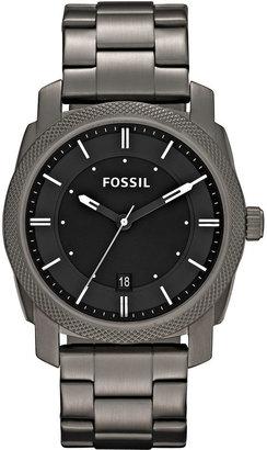 Fossil Men's Smoke Machine Round Watch
