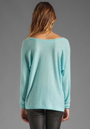 Feel The Piece Fame Cashmere Sweater