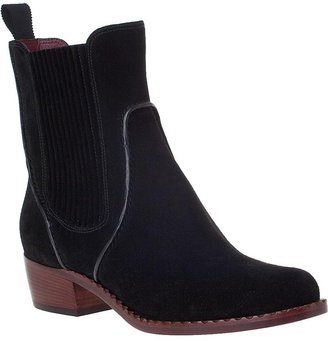 Marc by Marc Jacobs 626338 Ankle Boot Black Suede