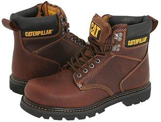 Caterpillar 2nd Shift (Tan) Men's Work Boots