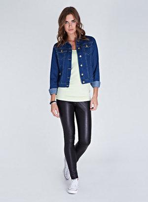 Isabella Oliver Liv Leather Leggings