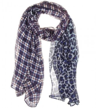 Marc by Marc Jacobs Abigail printed scarf