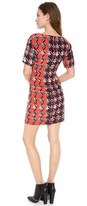 Rebecca Minkoff Neil Houndstooth Dress