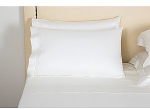 Frette Essentials Doppio Ajour 4 Piece Queen Sheet Set