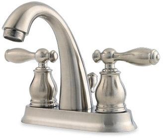 "Price Pfister Unison 4"" Centerset Faucet"