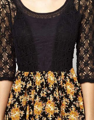 Free People Lonesome Dove Dress