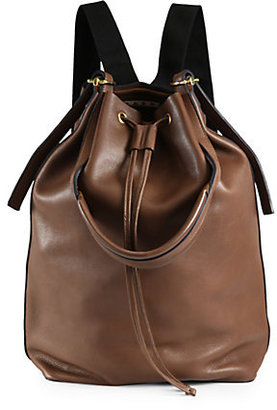 Marni Vitello Leather Backpack