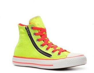Converse Chuck Taylor All Star Double-Zip High-Top Sneaker - Womens