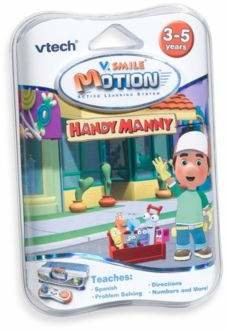 Vtech V. Smile® Smartridge Cartridge in Handy Manny