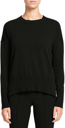 Theory Karenia Cashmere Crewneck Sweater