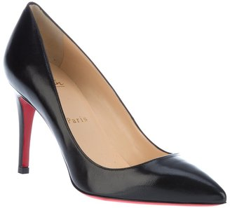 Christian Louboutin pointy pumps