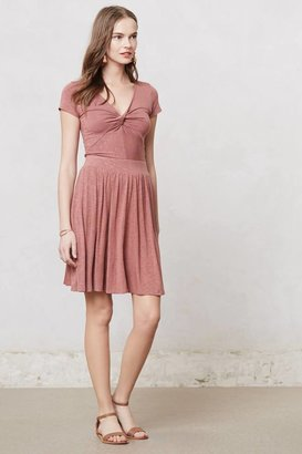 Anthropologie Knotted Taya Dress