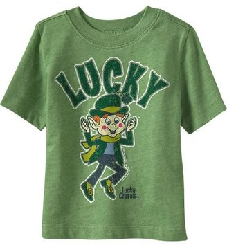 "Old Navy ""Lucky"" Lucky Charms™ Tees for Baby"