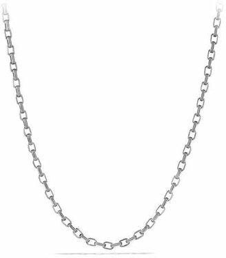 David Yurman Silver Chain Necklace