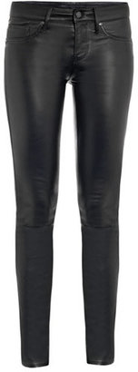 Marc by Marc Jacobs Mirah leather trousers