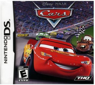 Nintendo ds TM disney © cars