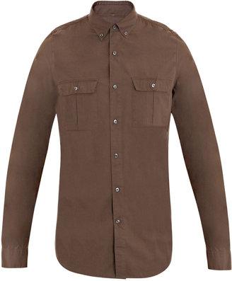 Valentino Military shirt