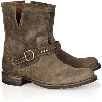 Fiorentini+Baker Fiorentini & Baker Elis Eternity studded suede boots