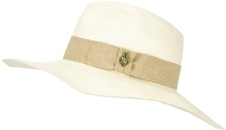 Christys London Christys' London Jessica Ivory Panama Hat
