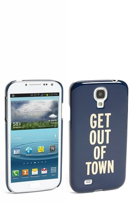 Kate Spade 'get out of town' Samsung Galaxy S® 4 case