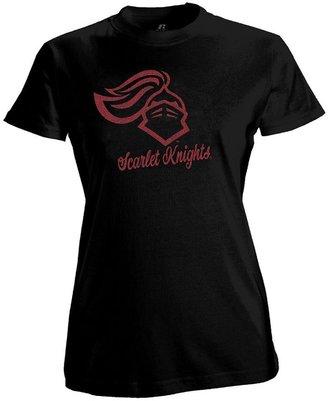 Russell Athletic rutgers scarlet knights tee - women
