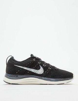 Nike Flyknit Lunar1+ in Black