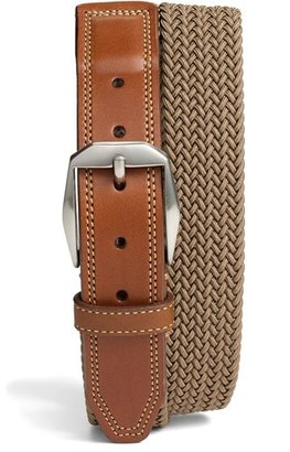 Men's Martin Dingman 'Beck' Stretch Belt $49.50 thestylecure.com