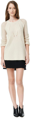 Rebecca Taylor Airspun Pullover Sweater