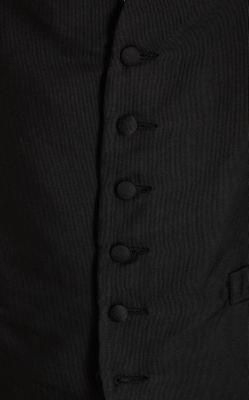 Barneys New York Solid Vest