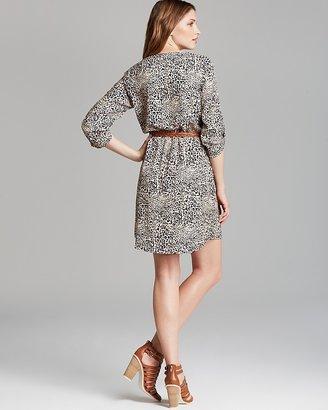 Aqua Dress - True Cheetah
