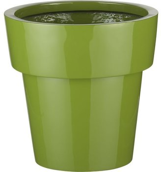 """Crate & Barrel Marais 12"""" Planter"""